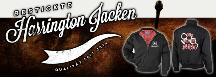 Harrington Jacken