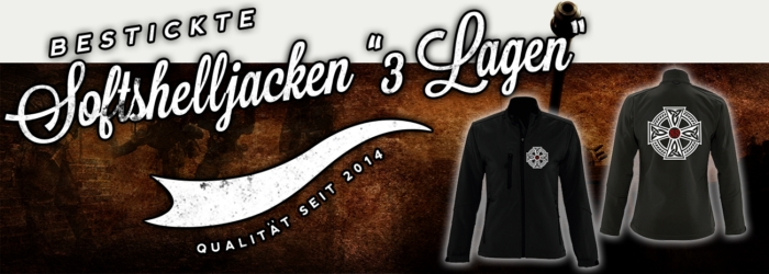 Damen Softshell Jacken