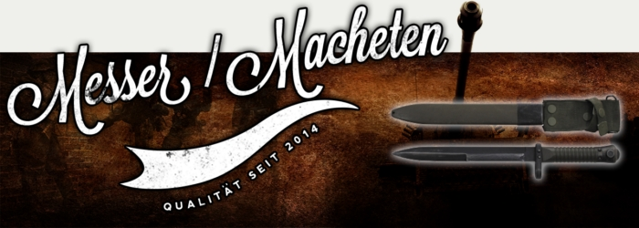 Messer / Macheten