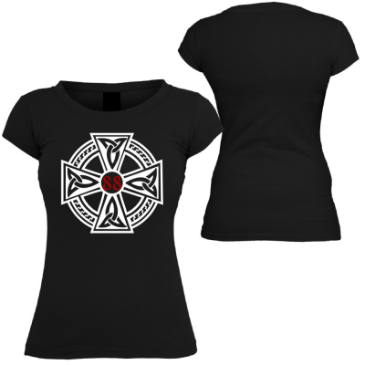 Damen T-Shirt ( Celtic 88 )