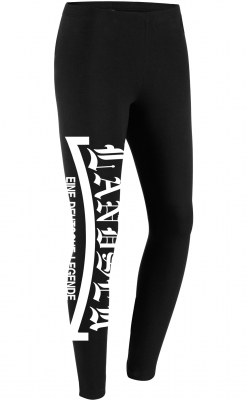 Damen Leggings (Landser, Weiß)