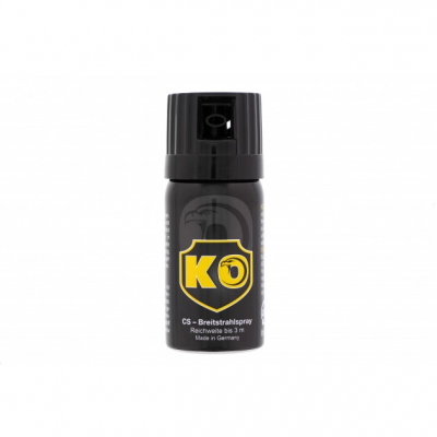 KO SECURITY Gasspray 40 ml