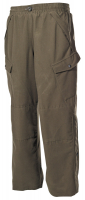Outdoorhose, Poly Tricot,oliv