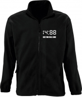 Herren Fleecejacke ( 1488 Our time will come )