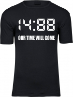 Herren Premium T-Shirt ( 1488 Our time will come )