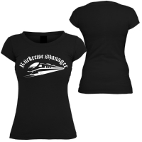 Damen T-Shirt ( Rückreise Manager )