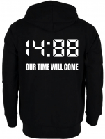 Kinder Kapuzenjacke ( 1488 Our time will come )