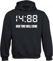 Kinder Kapuzenpullover ( 1488 Our time will come )
