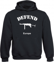 Kinder Kapuzenpullover ( Defend Europe )