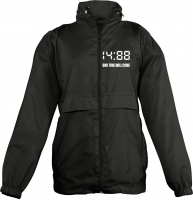 Kinder Windbreaker ( 1488 Our time will come )
