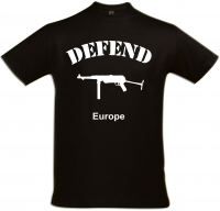 Herren T-Shirt ( defend europe )