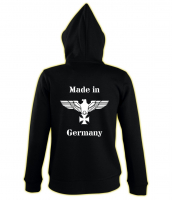 Damen Kapuzen-Jacke ( Made in Germany )