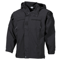 US Soft Shell Jacke, schwarz, GEN III, Level 5