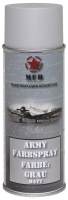 Army Farbspray,GRAU, matt, 400 ml