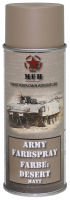 Army Farbspray,DESERT, matt, 400 ml