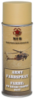 Army Farbspray,WH KHAKI TROPEN, matt, 400 ml