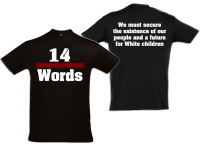 Herren T-Shirt ( 14 Words )