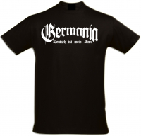Herren T-Shirt ( Germania, Deutsch ist mein Sinn )