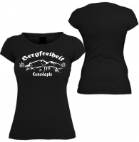 Damen T-Shirt ( Consdaple, Bergfreiheit )