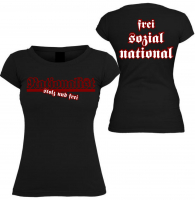 Damen T-Shirt ( Nationalist, FSN )
