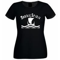 Damen T-Shirt ( Nordic Spirit )
