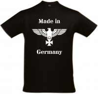 Herren T-Shirt ( Made in Germany ), Größe L, XXL