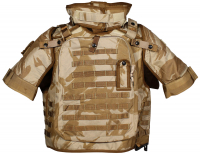 Brit. Cover-Body-Armour,MK II, DPM desert, neuw.