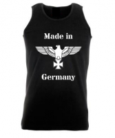 Herren Trägershirt ( Made in Germany )