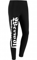 Damen Leggings (Werwolf Germany, Weiß)
