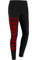 Damen Leggings (Consdaple, Rot)