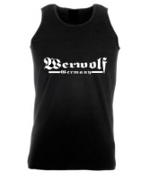 Herren Trägershirt ( Werwolf Germany )