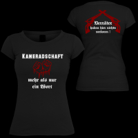 Damen T-Shirt ( Kameradschaft )