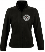Damen Fleecejacke ( Celtic 88 )